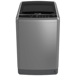 Voltas Beko 8 kg Fully Automatic Top Loading Washing Machine (WTL80S, Silver)_1
