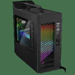 Lenovo Legion T730 (90JF001UHA) Core i7 8th Gen Windows 10 Gaming Tower (16 GB, 2 TB HDD + 256 GB SSD, 6 GB Graphics, Black)_1