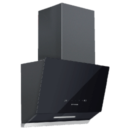 Faber Vertex 1200 m³/hr 60cm Wall Mount Chimney (Filterless, Auto Clean, Fl TC BK 60, Black)_1