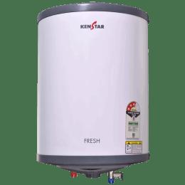Kenstar Fresh 50 Litres 3 Star Storage Water Geyser (2000 Watts, KGSFRE50GP8VGN-DSE, White)_1