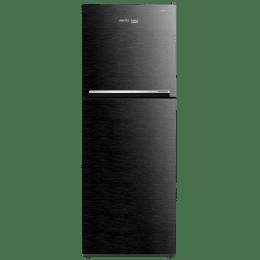 Voltas Beko 250 L 2 Star Frost Free Double Door Inverter Refrigerator (RFF273B, Black)_1