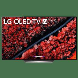 LG 195.58 cm (77 inch) 4k Ultra HD OLED Smart TV (Black, 77C9)_1