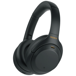 Sony Over-Ear Wireless Headphone with Mic (Bluetooth 5.0, Touch Sensor, WH-1000XM4, Black)_1