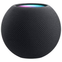 Apple HomePod Mini Siri Supported Smart Wi-Fi Speaker (360-degree Audio, MY5G2HN/A, Space Grey)_1
