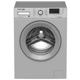 Voltas Beko 6 kg Fully Automatic Front Loading Washing Machine (WFL60SS, Grey)_1