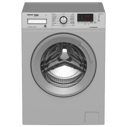 Voltas Beko 6 kg Fully Automatic Front Loading Washing Machine (WFL60S, Grey)_1