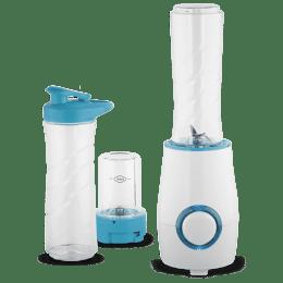 iGear Slender Blender 300 Watts Portable Mini Blender (2 Jar Attachments, iG-DL MBL01, Blue)_1