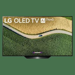 LG 139 cm (55 Inch) 4K Ultra HD OLED Smart TV (OLED55B9, Black)_1