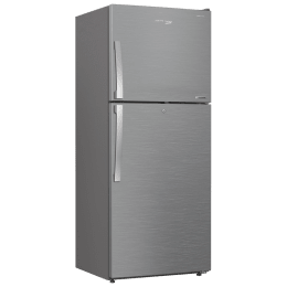 Voltas Beko 470 L 2 Star Frost Free Double Door Refrigerator (RFF493IF, Inox)_1