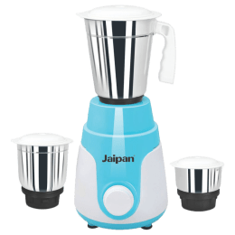 Jaipan 550 Watt Mixer Grinder (JPMS0022, White)_1