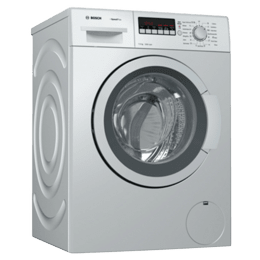Bosch Serie 4 7 Kg 5 Star Fully Automatic Front Load Washing Machine (WAK2426SIN, Silver)_1