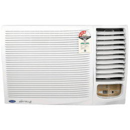 Carrier 1.5 Ton 5 Star Window AC (Estrella Neo CAW18EN5R39F0, Copper Condenser, White)_1