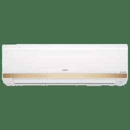Hitachi 1 Ton 3 Star Inverter Split AC (Merai 3300S RSOS312ICEA, Copper Condenser, White)_1