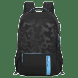 VIP Droid 01 27 L Laptop Backpack (Black)_1