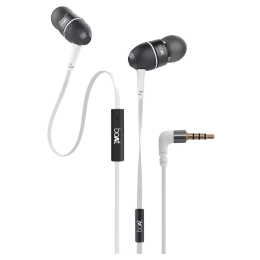 boAt In-Ear Wired Earphones with Mic (BassHeads 228, White)_1