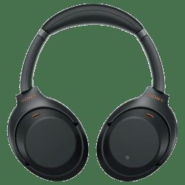 Sony WH-1000XM3 Wireless Noise Cancelling Headphones (Black)_1