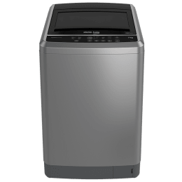 Voltas Beko 7 kg Fully Automatic Top Loading Washing Machine (WTL70S, Silver)_1