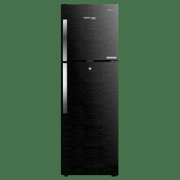Voltas Beko 270 L 3 Star Frost Free Double Door Inverter Refrigerator (RFF293B, Black)_1