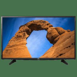 LG 109 cm (43 inch) Full HD LED TV (43LK5260PTA, Black)_1