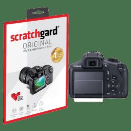 Scratchgard Screen Guard for Canon EOS 1300D (Transparent)_1