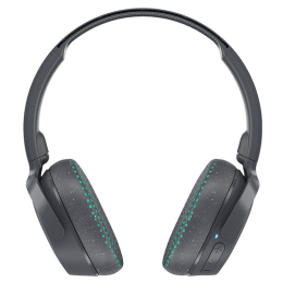 Skullcandy Riff On-Ear Bluetooth Headphones (Gray)_1