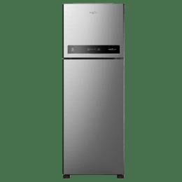 Whirlpool 340 L 3 Star Inverter Frost Free Double Door Refrigerator (IF INV CNV 355 ELT, Arctic Steel, Convertible)_1