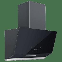 Faber Vertex 1200 m³/hr 90cm Wall Mount Chimney (Filterless, Auto Clean, Fl TC BK 90, Black)_1