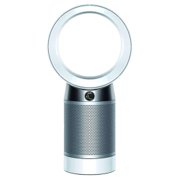 Dyson Pure Cool Advanced Technology DP04 Desk Air Purifier (310171-01, White and Silver)_1