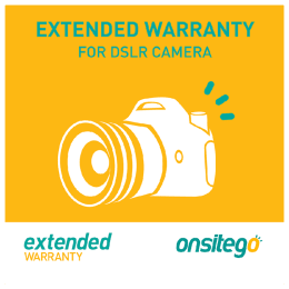 Onsitego 1 Year Extended Warranty for DSLR Camera (Rs.75,000 - Rs.100,000)_1
