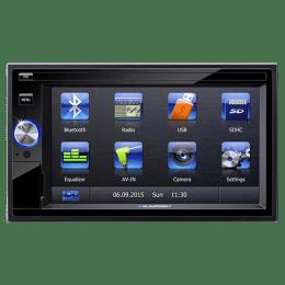 Blaupunkt 15.74 cm Touch Screen Display Car Audio System (San Marino 330, Black)_1