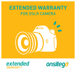 Onsitego 2 Year Extended Warranty for DSLR Camera (Rs.30,000 - Rs.50,000)_1