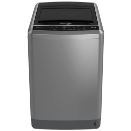 Voltas Beko 12 kg Fully Automatic Top Loading Washing Machine (WTL120S, Silver)_1