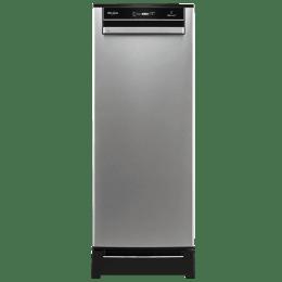 Whirlpool 200 L 4 Star Direct Cool Single Door Refrigerator (215 Vitamagic Pro Roy, Alpha Steel)_1