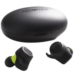 Boompods True Wireless Sports Earphones (Black)_1