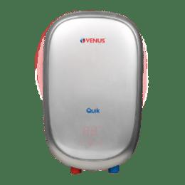 Venus Quik Instant Water Geyser (9000 Watts, Q90, Silver)_1