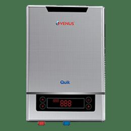 Venus Quik Instant Water Geyser (15000 Watts, Q153, Silver)_1