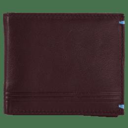 Leather Talks RFID Wallet (LT/W/114, Brown)_1