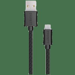 Cygnett 200 cm USB (Type-A) to Micro USB Cable (CY2010PCCSL, Black)_1