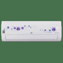 LG 1.5 Ton 3 Star Inverter Split AC (KS-Q18FNXD1, Copper Condenser, White)_1