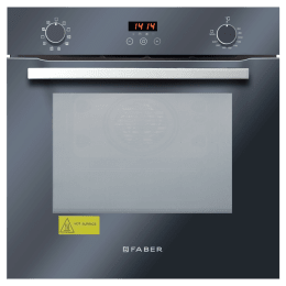 Faber 80 Litres Built-In Oven (10 Cooking Functions, FBIO 80L 10F GLM, Black)_1