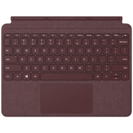 Microsoft Surface Go Signature Type Full Cover for Tablets (KCS-00055, Burgundy)_1