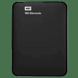 Western Digital Elements 1.5 TB External Hard Disk (WDBU6Y0015BBK-WESN, Black)_1