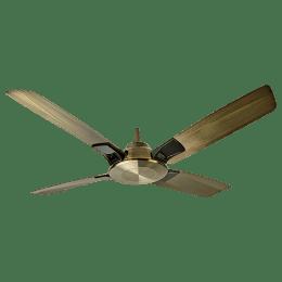 Usha Aldora Ceiling Fan (8901420018717, Antique Brass)_1
