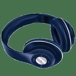 Itek Wireless Headphones (HD BTHP001 MSD, Blue)_1