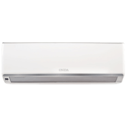 Onida 1.5 Ton 3 Star Inverter Split AC (Silk IR183SLK, Copper Condenser, White)_1