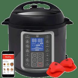 Mealthy MultiPot 6 Litres Smart Cooker (MP6L, Black)_1