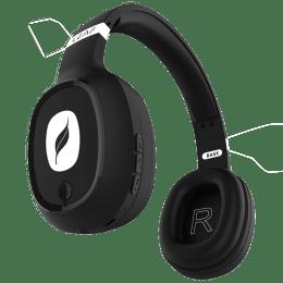 Leaf Wireless Bluetooth Headphones (Bass, Black)_1