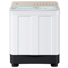 Haier 6.5 kg Semi Automatic Top Loading Washing Machine (HTW65-178, Grey)_1