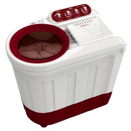 Whirlpool Ace Supreme Plus 7.2 kg 5 Star Semi Automatic Top Load Washing Machine (Supersoak Technology, Coral Red)_1