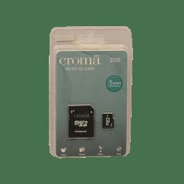 Croma 2GB Memory Card (CRA3098, Black)_1